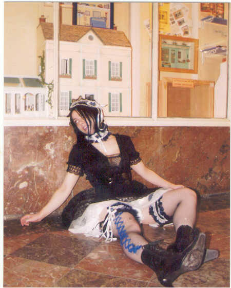 sonata, costume goth lolita 2 by unicornshewolf