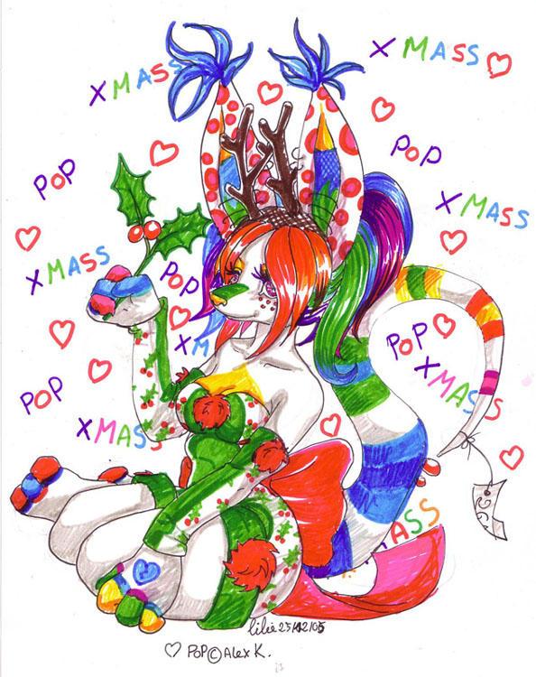 PoP XmaSssss by unicornshewolf