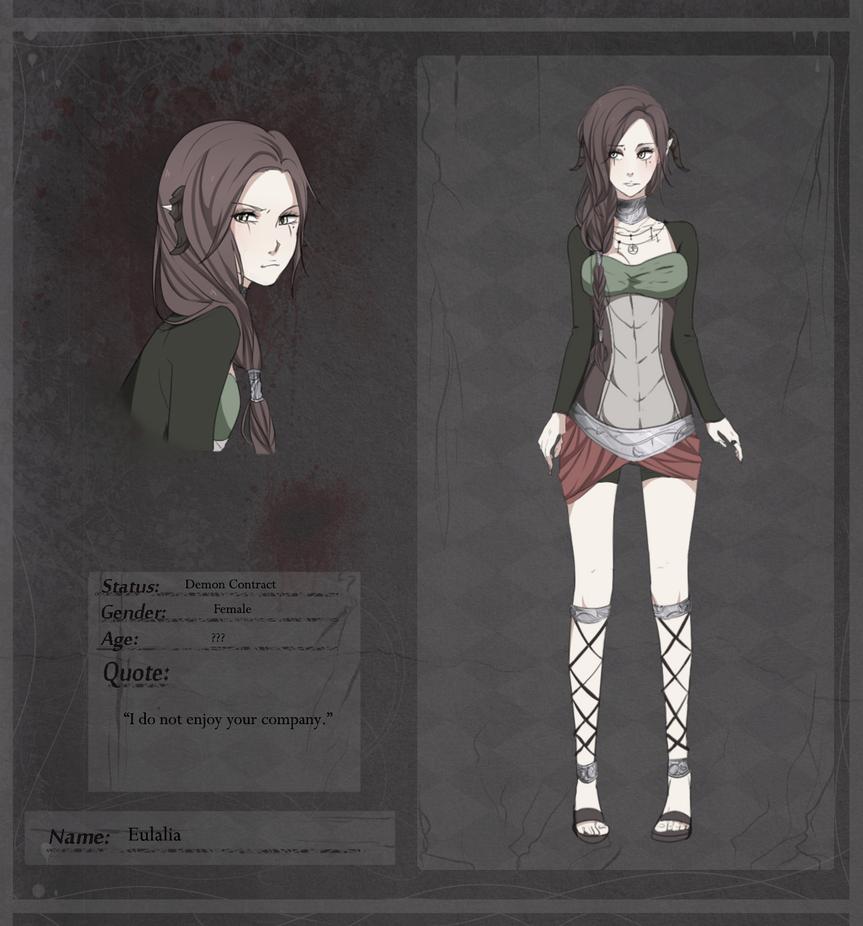 LoS: Eulalia by anch-u