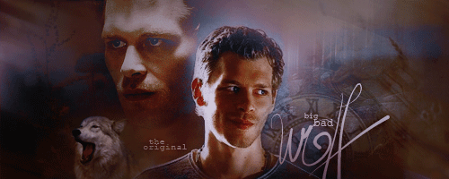 Klaus signature by hollyfrog