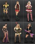 Olivia Wilde - Costume Edits 4
