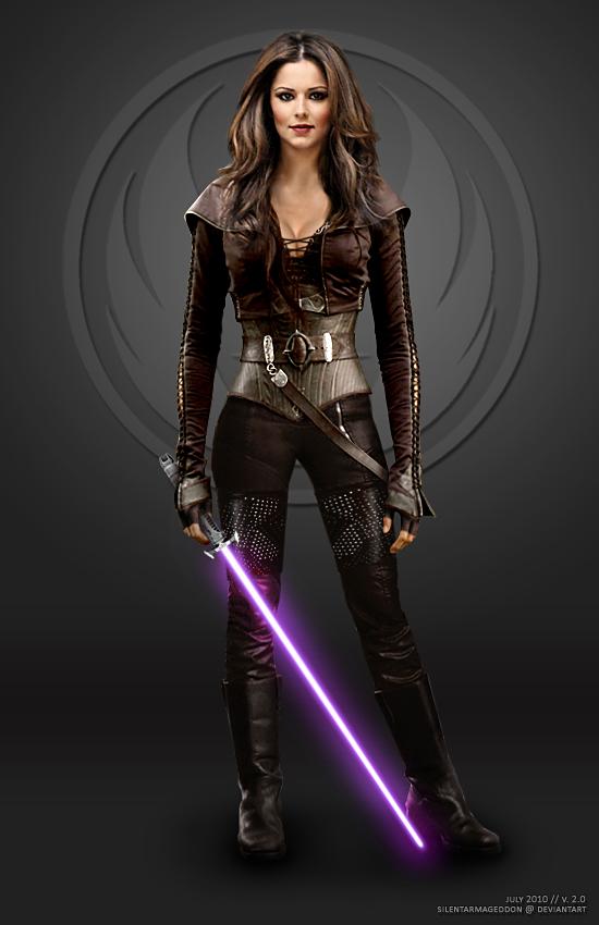 Cheryl Tweedy Jedi Knight V2 By SilentArmageddon On
