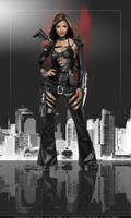 Dark Assassin: Kelly