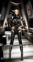 Wing Commander (BSG): Olivia Wilde