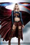 Supergirl: Man of Steel Version