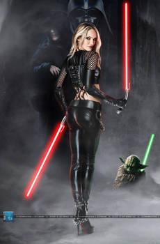 Star Wars: Mistress of the Sith - Darth Angelus by SilentArmageddon