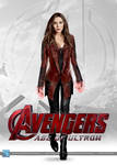 Avengers - Age of Ultron: Scarlet Witch (v. 2.0)