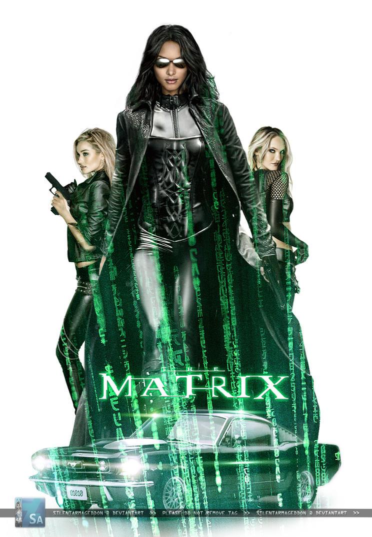 The Matrix Revamped by SilentArmageddon