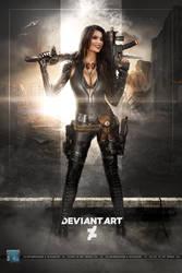 Apocalypse Rising: Battle Queen by SilentArmageddon