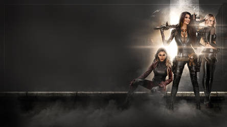 Queens of Battle: Desktop Wallpaper || 2560x1440
