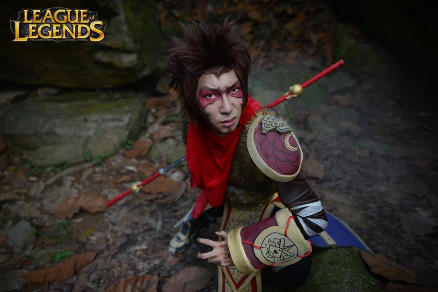 League of Legends - Nimble Strike by Kurayamiii