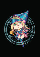 Dark Magician Girl  by PotatoLi