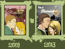 War Romance old and new by Vic-the-Mouse