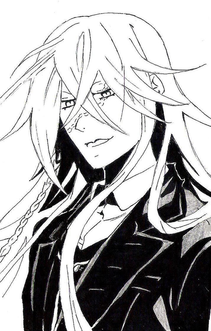 Sexy Undertaker In A Suit By Talonsword