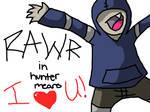RAWR means...
