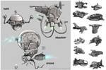 crazy Spaceship Designs
