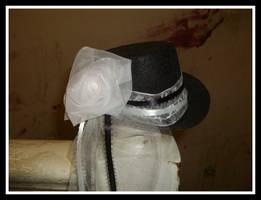 Mini Lolita Top Hat by wolfpupgrl14