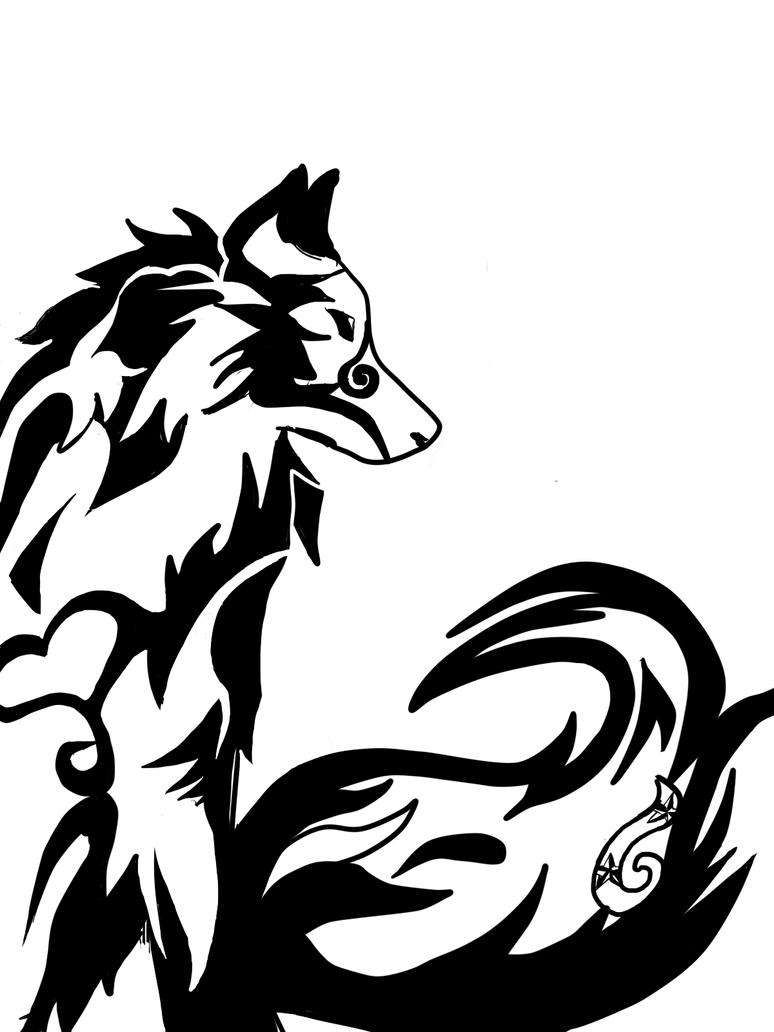 Foxy Wolf By Inolover89 On DeviantArt