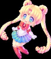 .::Sailor Moon::. by Mdleine