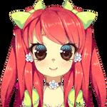 .:Evelyn Portrait - Anime:. by Mdleine