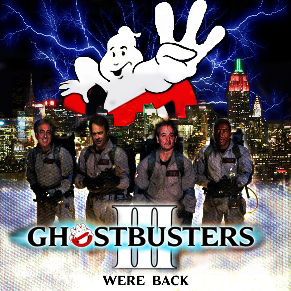 Ghostbusters 3 Wallpaper Ghostbusters 3 poster ...