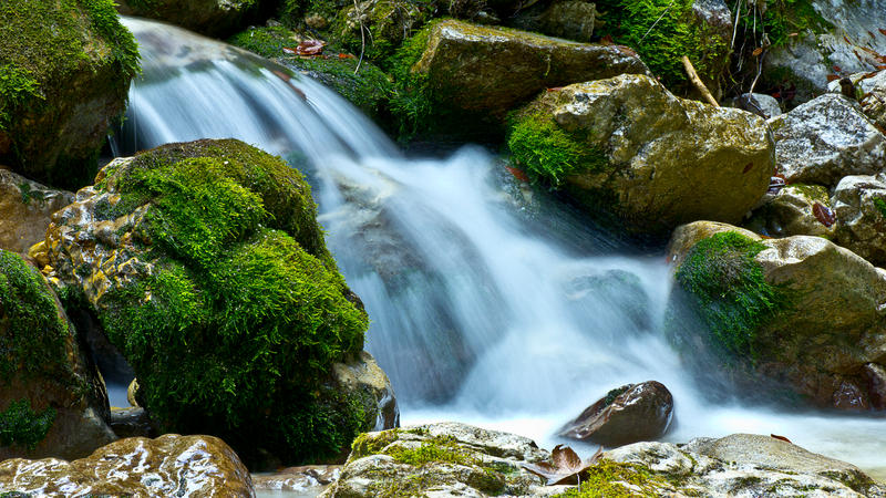 Waterfalls by napsis