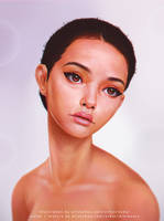 Cutie 3D by CorderoStorm