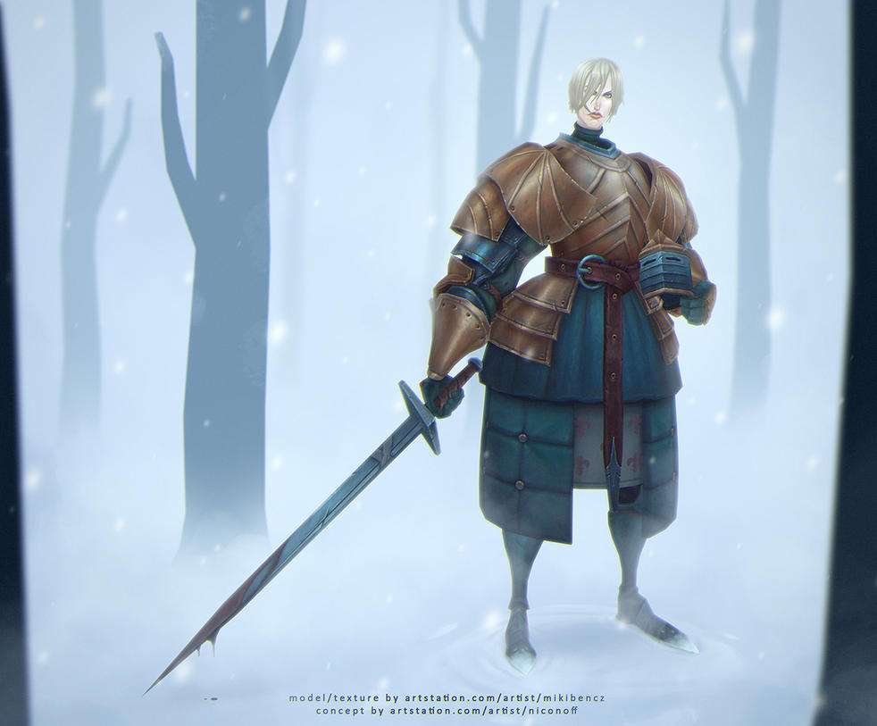 Brienne of Tarth by CorderoStorm