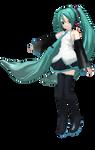 WIP - Animasa V3 Miku