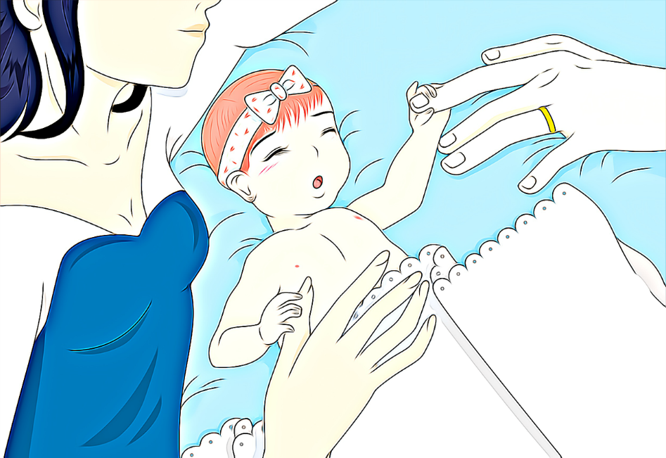 (Fanart) Seduce me 2 - Our precious baby by OneHeartforever