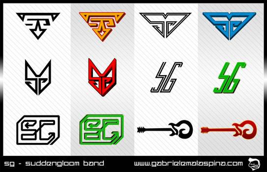 SG band - logo