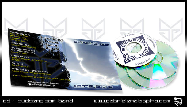 SG band - cd cover