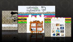 Gabriele Malaspina - website