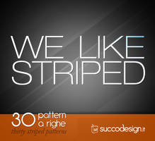WLS - 30 STRIPED PATTERNS by zenotheking