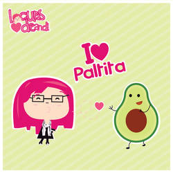 I love Paltita by andy-69