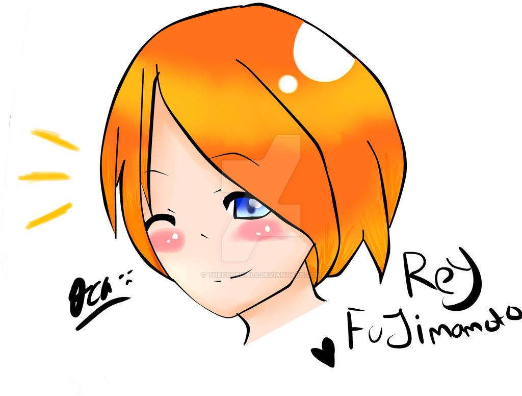 Rey Fujimamoto by thecutegirls