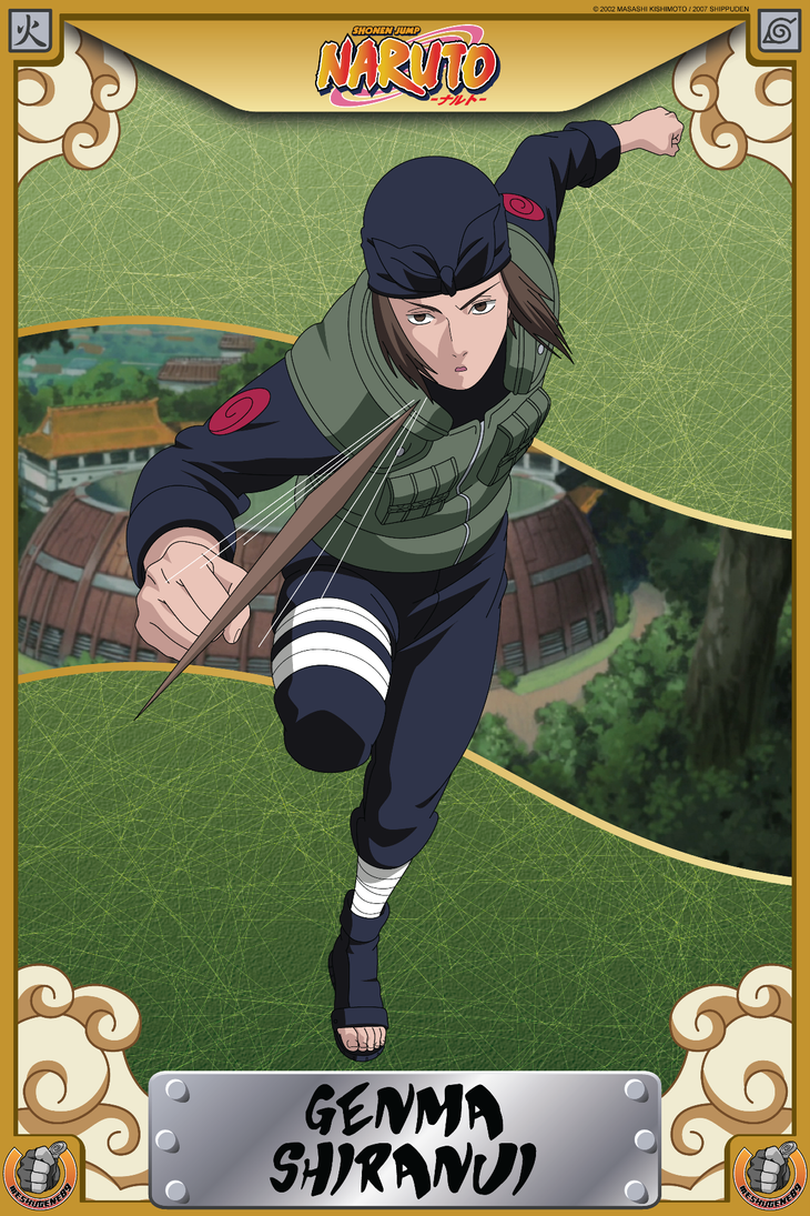 Lets Rank The Lower Rank Naruto Characters