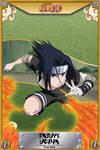 Sasuke Uchiha (Chunin Exams) by meshugene89