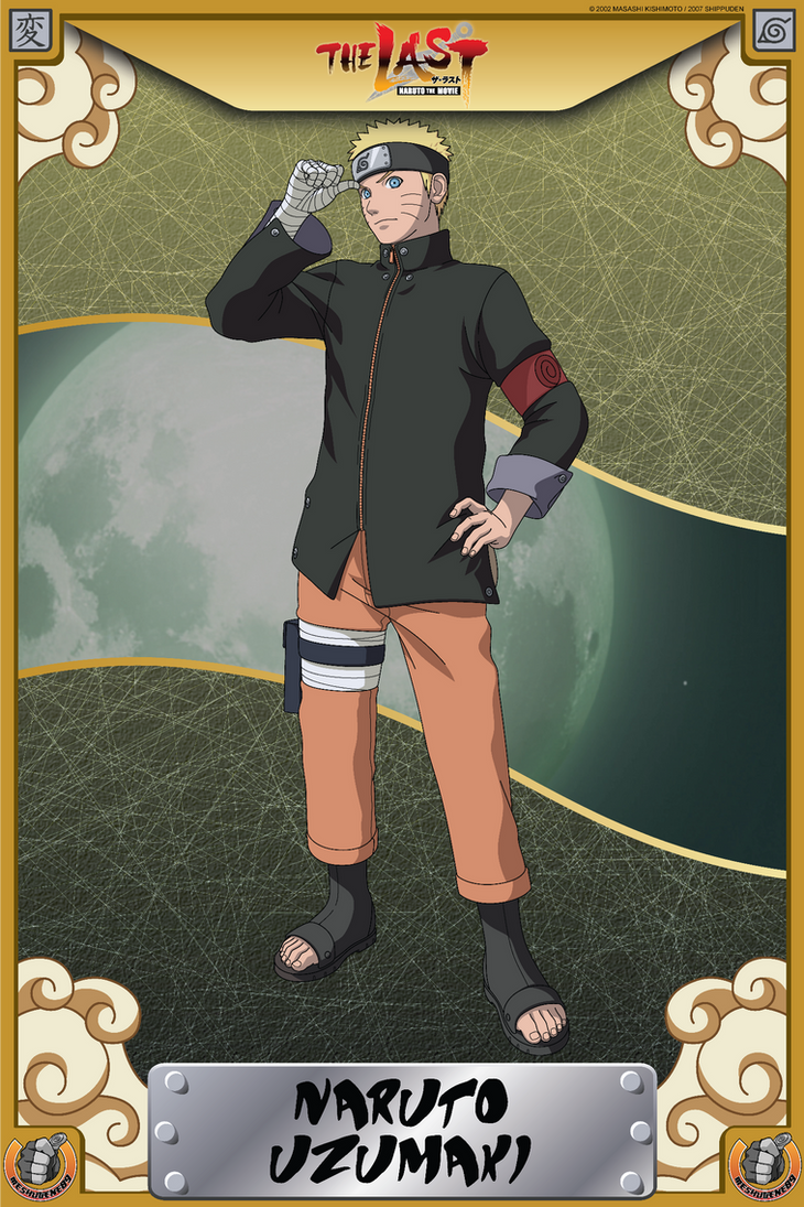 Naruto Uzumaki (The La...