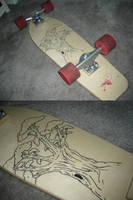 16 - My Friend's Mini Board by BombinArt