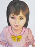 Drawing Final Fantasy VII : Marlene