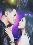 Drawing When We Disco J.Y. Park Duet with SUNMI by EliNozomi
