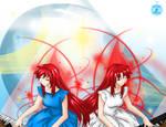 Fantasy Image and Reality by AzureRosePianist
