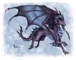 Violet Dragon Adopt [CLOSED]