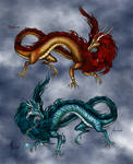 Maned Dragon Adopts [CLOSED]