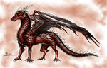 Crimson Dragon Adopt [CLOSED]