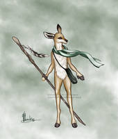 Deer Wanderer Adopt [OPEN] by aviagua