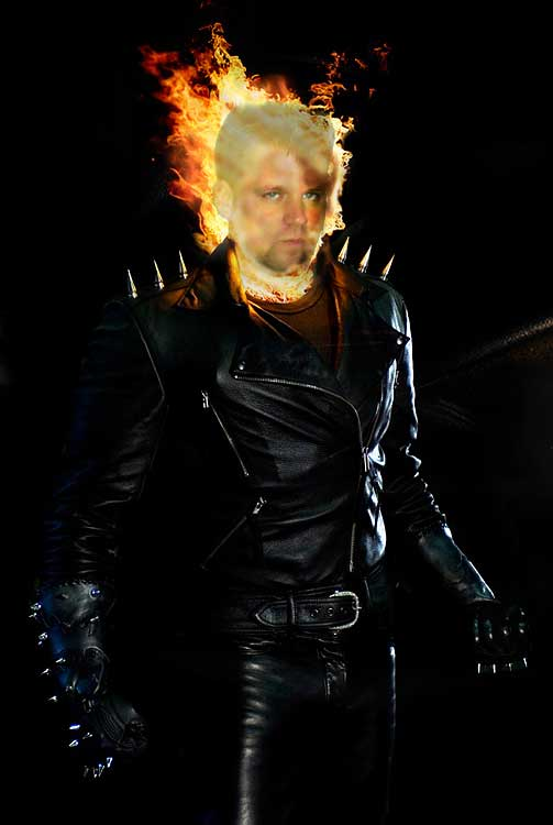 The real Ghost Rider by Toeby on DeviantArt
