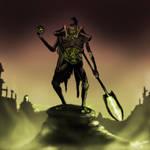 15. Silence - Necron Lord