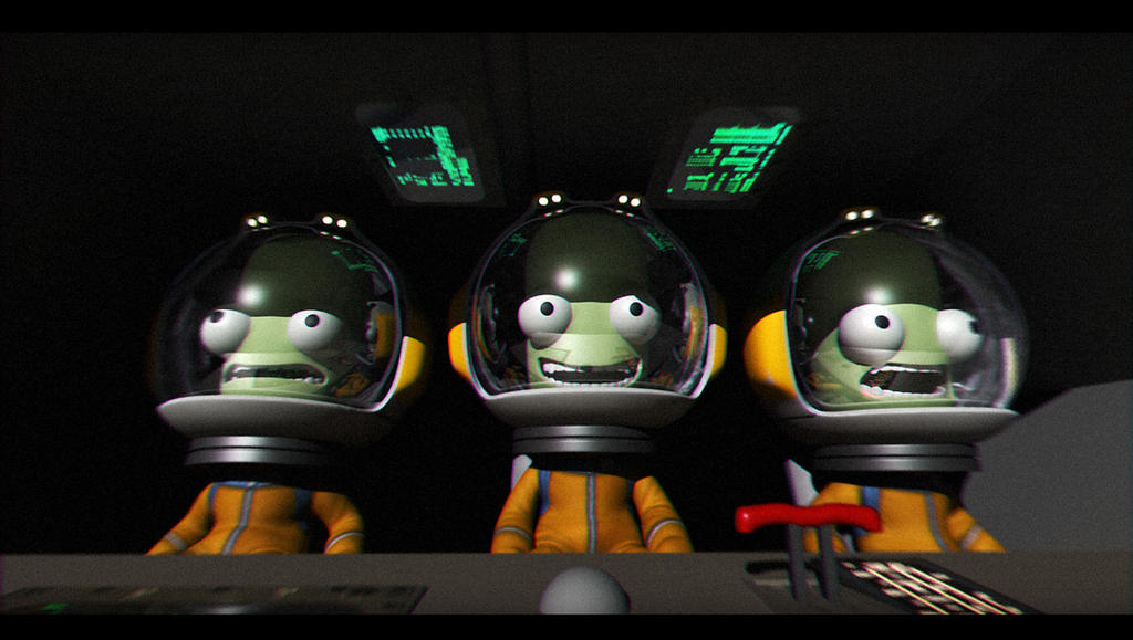 kerbal space program loading screen -#main
